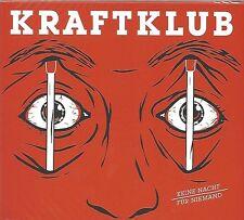 KRAFTKLUB / KEINE NACHT FÜR NIEMAND * NEW CD 2017 * NEU *