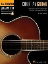 CHRISTIAN GUITAR - GUITAR METHOD BOOK/ONLINE AUDIO 695947