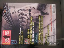 **k 39-45 Magazine n°217 Panzer Division Wiking à Tcherkassy  Rochonvilliers A 8