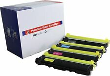 4PK TN210 High Yield Toner Cartridge for Brother MFC-9320CW MFC-9325CW HL-3040CN