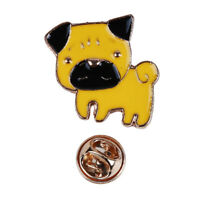 Drip Oil Cat Dog Badges For Clothing Backpack Cute Animal Pin Brooch Accessories
