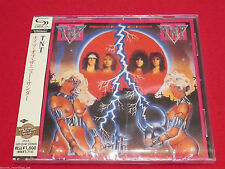 TNT - KNIGHTS OF THE NEW THUNDER - JAPAN SHM CD - NEW UICY-25141