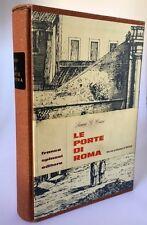 Libro Le Porte di Roma dalla Repubblica Romana Laura G. Cozzi Prefazione Viator