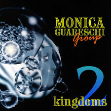 MONICA GUARESCHI GROUP Kingdom2 CD italian jazzprog