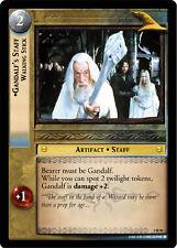 LOTR TCG Two Towers - 4R91 Gandalf's Staff Walking Stick NM/Mint