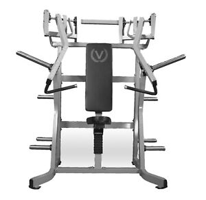 Verta Fitness Commercial Plate Loaded Chest Press Machine