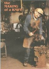 The Making of a Knife with Bill Moran (an American Bladesmith Society DVD)