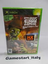 STUBBS THE ZOMBIE REBEL WITHOUT A PULSE (XBOX) NEW GAME IN ENGLISH