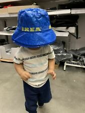 IKEA Bucket Hat FraktaKNORVA Bucket Hat | Limited Edition | NEW with Tags | US