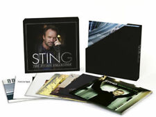Sting - The Studio Collection 10LP Vinyl BOX NEW!