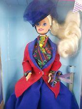 "Barbie DOTW 1991 English Barbie ""Dolls of the World"" – MIMP – Mattel"