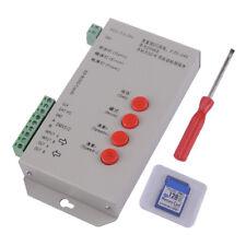 5-24V T1000S SD Karte Pixel Controller für WS2812B 6803 WS2811 RGB LED Streifen