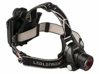LED Lenser H14R.2 Rechargeable Head Torch Lamp Joggers Cycling Hiking Fishing
