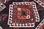 Stunning Antique Rug Shahsavan Soumak Kilim Salt bag Caucasian Collectors Piece