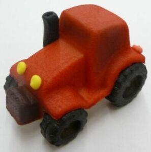 Marzipan Traktor rot 65 g (100 g = 9,22 €)