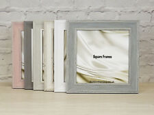 SQUARE Cornwall Range Vintage Antique Style Distressed Picture Photo Frame