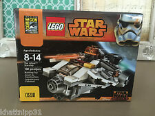 LEGO SDCC COMIC CON 2014 STAR WARS REBELS DISNEY THE GHOST STARSHIP #598 NEW