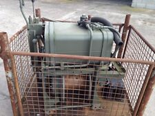 Ex Military 11,500 kg Rotzler Hydraulic Winch in good condition