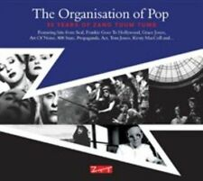 The Organisation of Pop 0698458823625 by Various Artists CD
