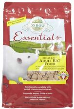 Oxbow Regal Essentias Rat Adult Food Nutritionally Complete Kibbles 3Lbs