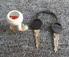 Thetford Caravan Access Door Zadi Lock and Keys - earlier type 1683157 TADL2