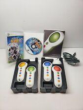 Scene It? Box Office Smash - Microsoft Xbox 360 w/ 4 Wireless Controllers