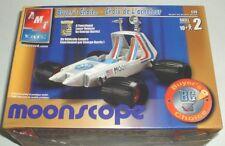 MOONSCOPE Custom George Barris Lunar Vehicle 1/25 Plastic Model Kit New 2002