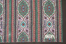 Liberty Paisley 100% Silk Vintage Scarves & Shawls