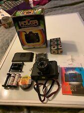 Holga Flash Camera Starter Kit By Lomography 120CFN with Fuji Film