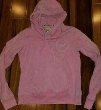 Lot 2 Victorias Secret PINK Hoodies Tie Dye Blue Sweatshirt Size SMALL jacket