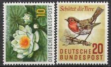 BUND Nr.274/75 ** Naturschutz 1957, postfrisch