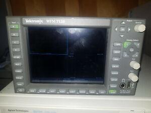 Tektronix WFM 7120 Waveform Monitor