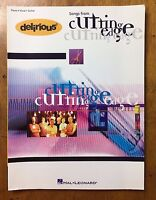 Deliriou5? songs from cutting edge piano vocal guitar music song book