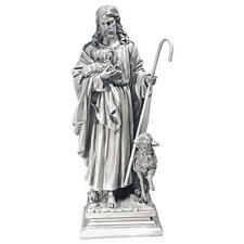 "Design Toscano 28"" Jesus The Good Shepherd Large Sculpture Garden Statue"