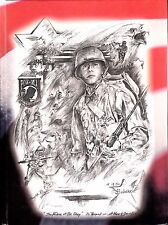 U.S. MILITARY OF IOLA, TEXAS FAMILIES (2005) Biographies ARTIST SIGNED BOOK