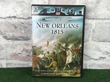 The History Of Warfare New Orleans 1815 DVD