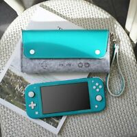 Storage Carry Case Portable PU Bag Case for Nintendo Switch Lite Console