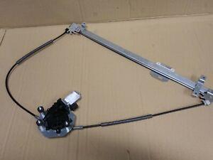 R2     DAF XF  PASSENGER  door electric window regulator complete with motor