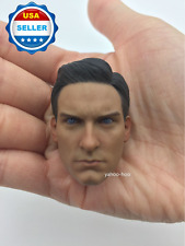 CUSTOM 1/6 scale Spider-Man Tobey Maguire Head Sculpt 2.0 for Hot Toys PHICEN