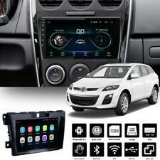 Android 9.1 Touch Screen Steering Wheel Controls MP5 FM For MAZDA CX-7 W/ Canbus