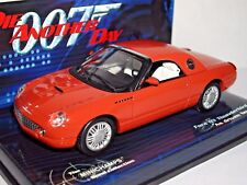 MINICHAMPS FORD 03 THUNDERBIRD DIE ANOTHER DAY 007  1/43
