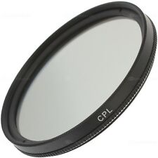 B-Ware 58mm Ø Polfilter CPL Filter Zirkular Polarisationsfilter
