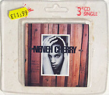 "NEHEH CHERRY CD 3"" Inna City Mamma 4 Track 1989 in Orig Blister Pack rare"