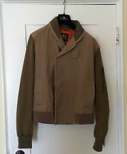 McQ by Alexander McQueen - Khaki Canvas Jacket (Size 52)