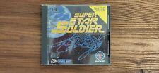 SUPER STAR SOLDIER NEC PC ENGINE Hu Card Complet Boîte Excellent Etat Original