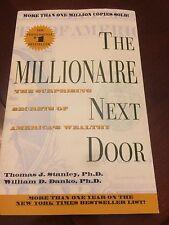 The Millionaire Next Door Stanley Danko 1996 Paperback