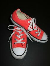 Converse All Star Chuck Taylor Oxford sneaker low top tennis shoes 6W 4M Junior