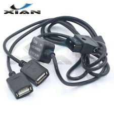 D-Tap to USB,14.8v D-Tap to 5V USB DC 2A Power Adapter Cable to Phone Charger