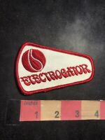 Vintage ELECTROGATOR Advertising Patch 95M8