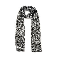 Shop LC Silver Large Sequined Scarf Wraps Women Winterwear Accessories Polyester